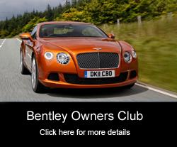 Bentley Owners Club