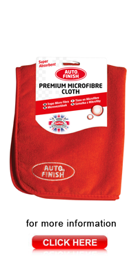 Premium Microfibre Cloth
