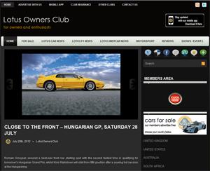 Lotus Owners Club