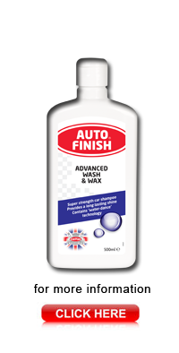 Auto Finish Advanced Wash & Wax