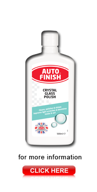 Auto Finish Crystal Clear Polish