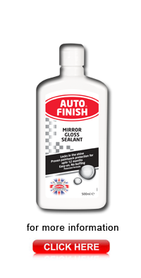 Auto Finish  Mirror Gloss Sealant