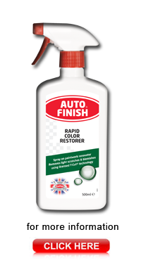 Auto Finish Rapid Color Restorer