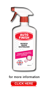 Auto Finish  Refresh Odour Neutraliser