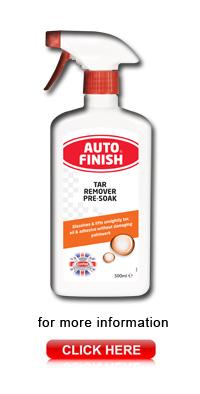 Auto Finish Tar Remover Pre Soak