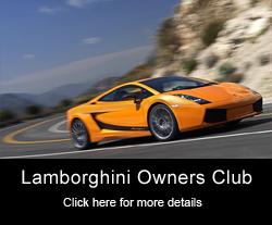 Lamborghini Owners Club